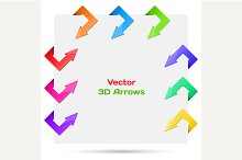 Set vector arrows