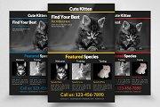 Pet Shop Flyer Templets