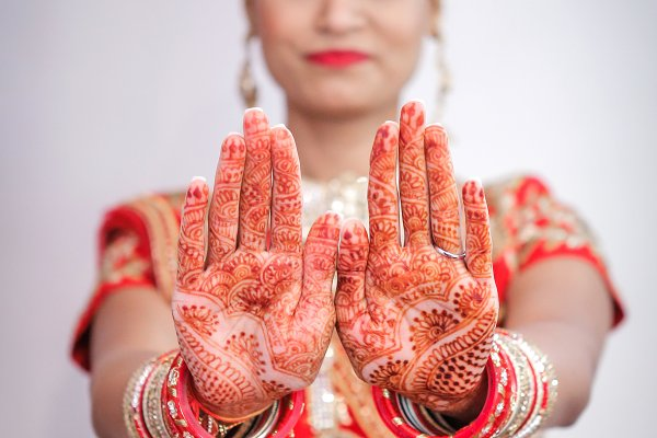 People Images: 51 Countries & Counting - Indian Weddings