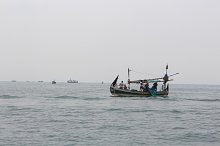 Fishing Boat by  in Transportation