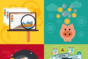 Seo Analysis Piggy Bank Space