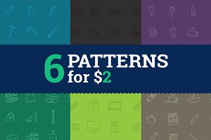 6 web patterns