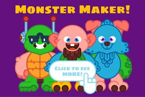 Monster Creation Kit