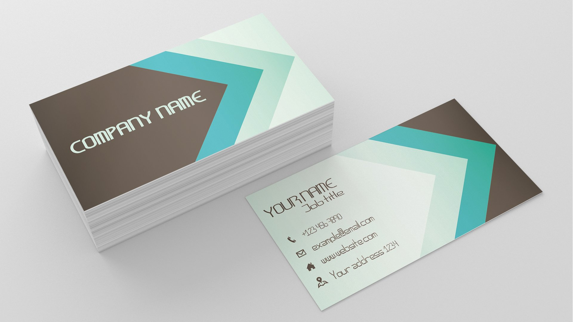 Multipurpose business card business card templates creative market colourmoves