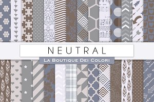 Neutral Digital Papers