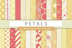 Petal Digital Papers