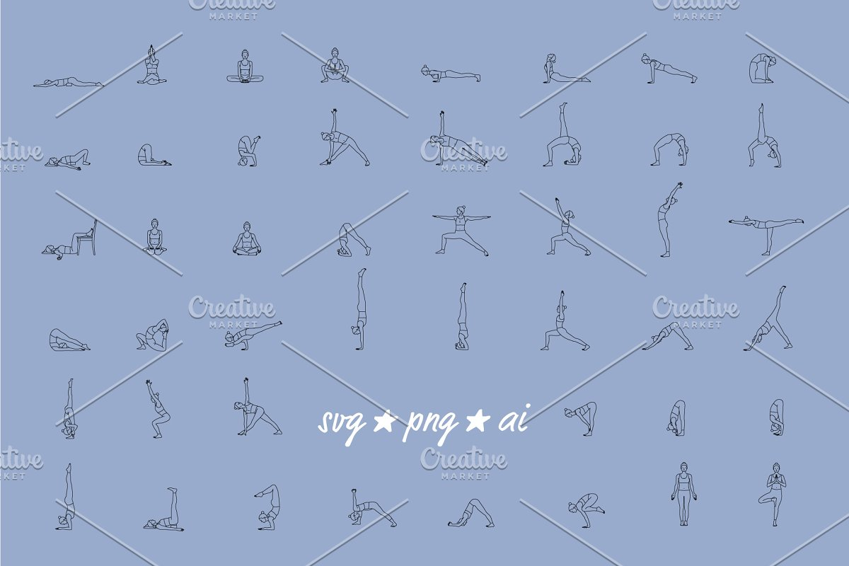 By Photo Congress || Hatha Yoga Sequence Script