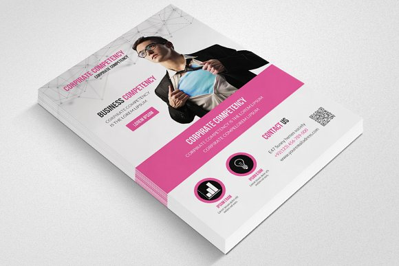 Business Flyer Template in Flyer Templates - product preview 1