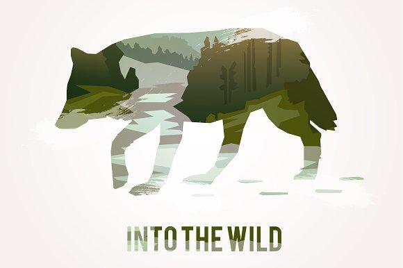 Wild Animals of Canada. OFF 20% - Illustrations