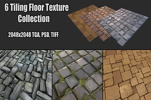 Tiling Stone Floor Collection