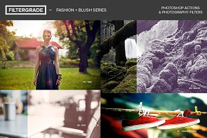 FilterGrade Fashion & Blush Series