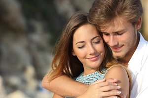 Couple in love hugging and feeling the romance.jpg