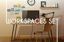 Workspaces set