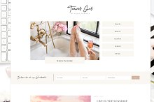 TravelGirl - Wordpress Theme Genesis by  in Blog