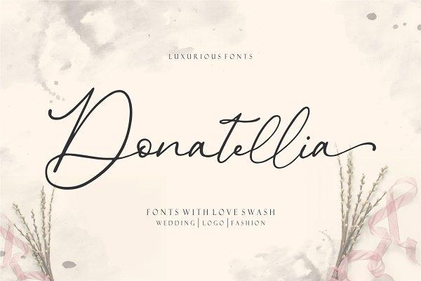 Donatellia Signature