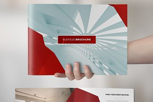 Clean Elegant Business Brochure