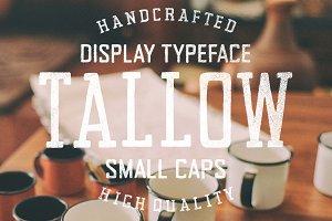 Tallow Font Family (Sans + Serif)