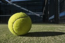 Paddle tennis balls, racket, balls a by  in Sports
