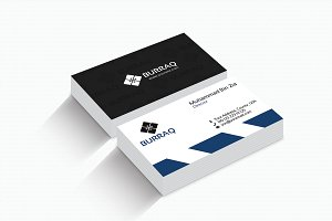 Burraq Business Card