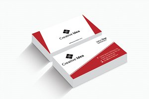 Creative Idea2 Business Card