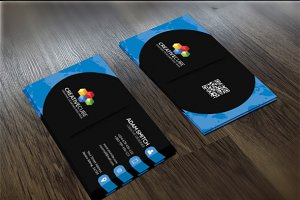 Modern Creative V1 Business Card