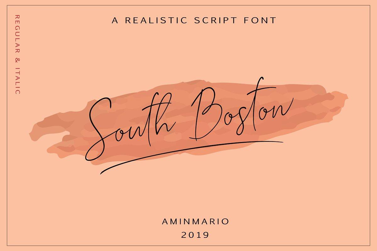 Font Tulisan Tangan Terbaik 2