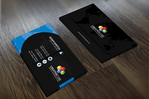 Modern Creative Business Card V2