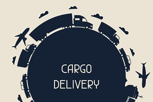 Freight cargo transport