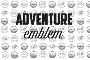 Adventure emblem