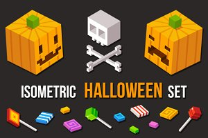 Halloween items + patterns