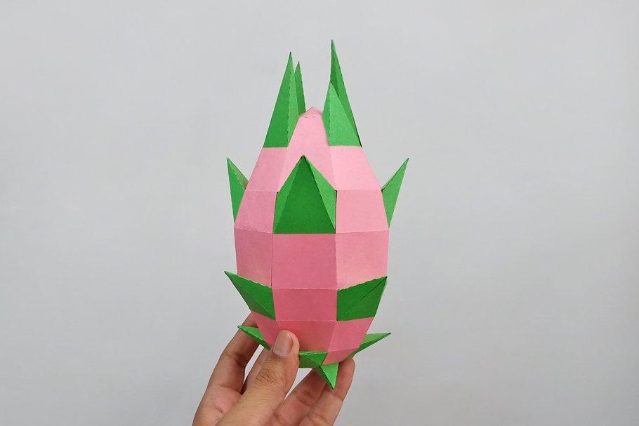 Origami Dragon - Origami Dragon   607x910