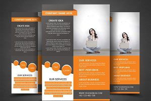 Business Evolution Flyer Template