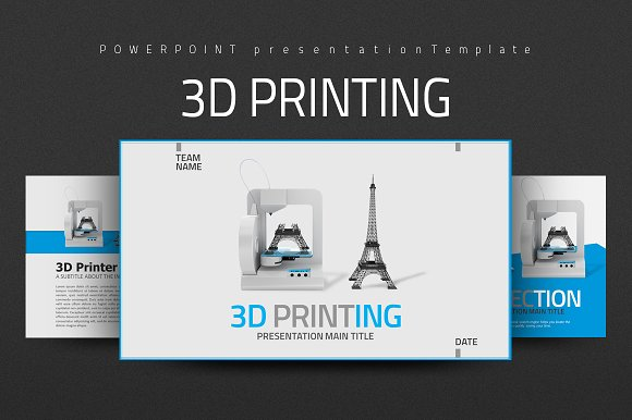"A presentation on ""3d printing technology"". What is 3d printing."