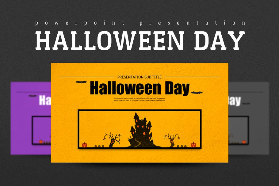 Halloween Day PowerPoint Presentation