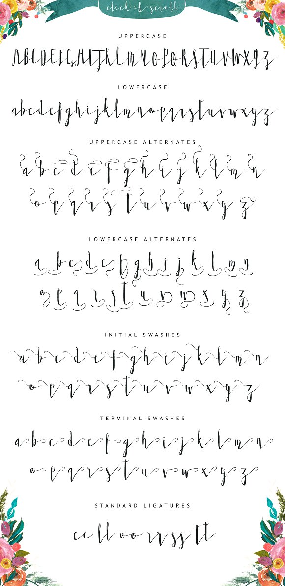Twisted Willow Typeface Font Script Fonts Creative Market