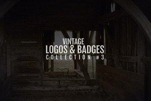 Vintage Logos & Badges #3