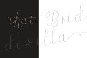 Roicamonta Italic otf font