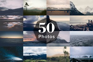 Landscape Photo Bundle Vol. 1 *SALE*