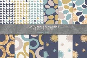 Autumn Sunlight Hand Made Patterns