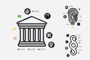 9 jurisprudence infographics