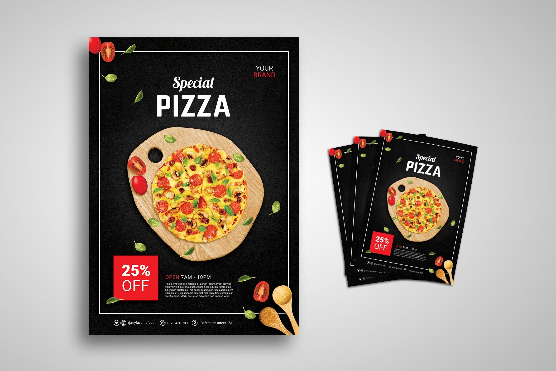 Pizza Gravid