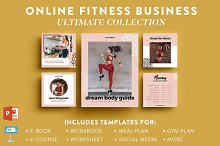 F1 Fitness Online Business Kit