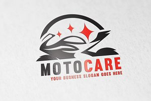 Motorcycle Care Logo