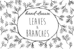 Leaves&Branches Brushes and Images