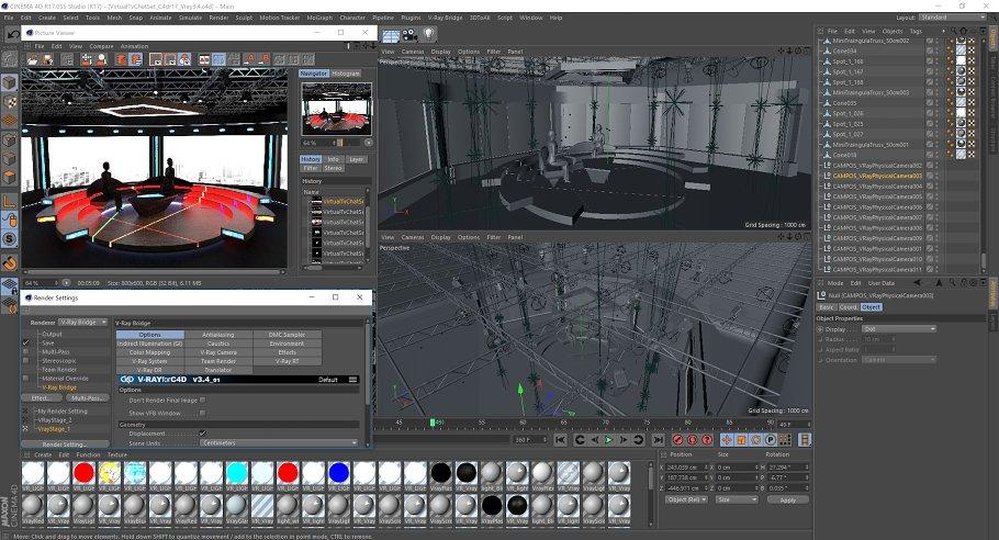 Vray Studio Tools