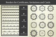 Useful Borders for Certificates