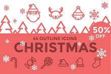 Christmas Icons / illustrations