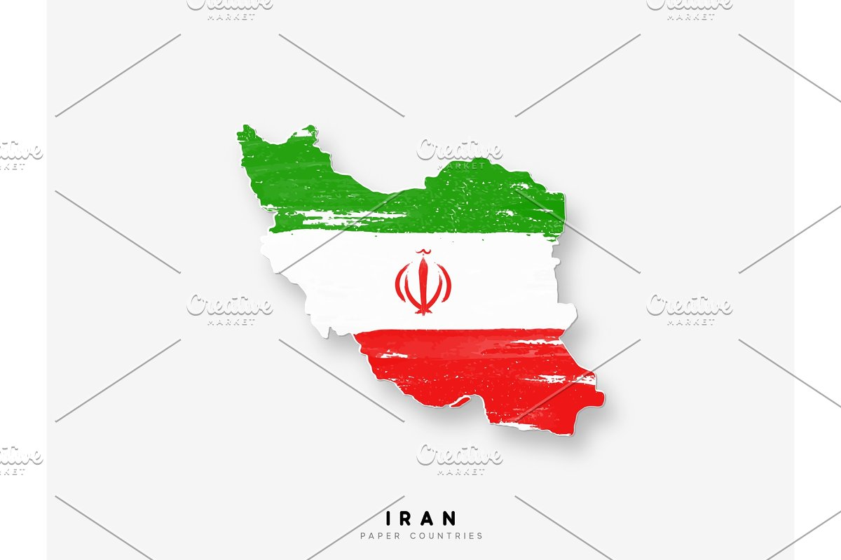 Iran map with flag of country Illustrator Map Of Iran on map of saudi arabia, map of the united arab emirates, map of tigris river, map of caspian sea, map of syria, map of pacific ocean, map of east african countries, map of elam, map of ukraine, map of world, map of middle east, map of bahrain, map of tibet, map of gambia, map of iceland, map of afghanistan, map of euphrates river, map of sudan, map of bangladesh, map of gaza,