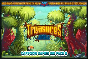 Jungle Treasures GUI