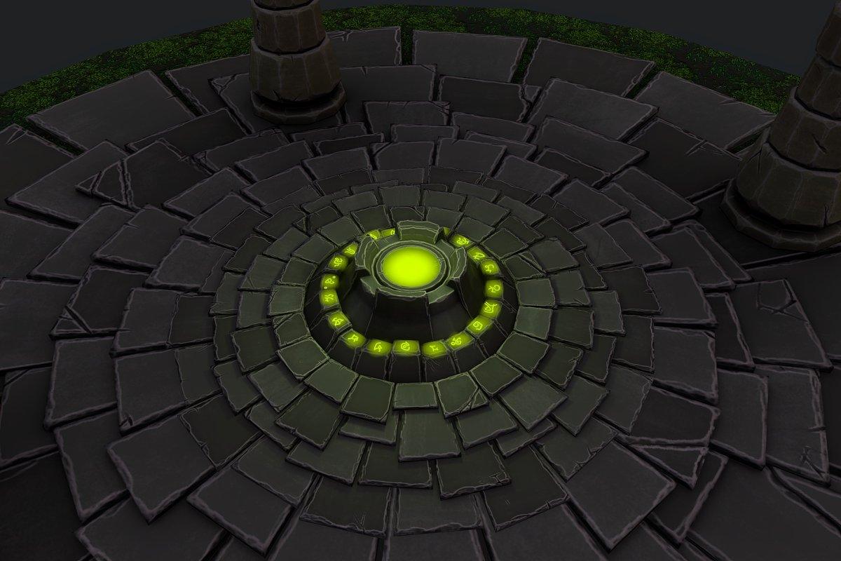 Magic Altar